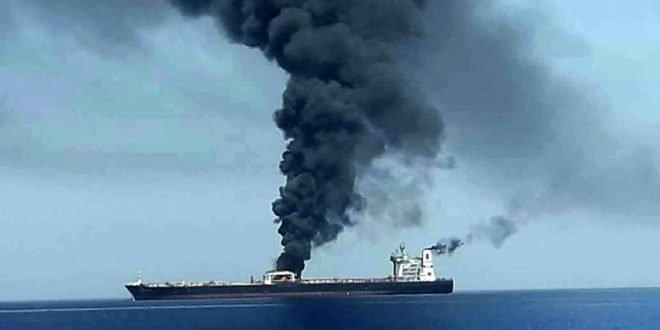 Иранское СМИ похвасталось «чистой и профессиональной» атакой на израильский корабль