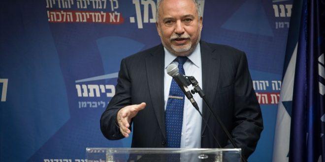 Авигдор Либерман: Нетаньяху до смерти боится членов своей семьи
